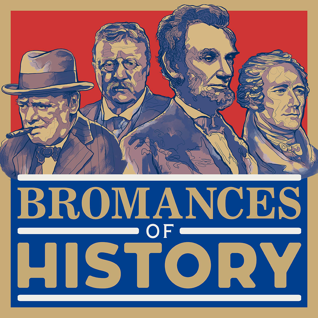 About Bromances of History