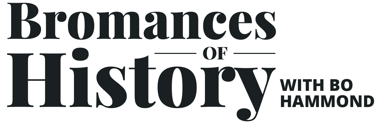 Bromances of History Logo